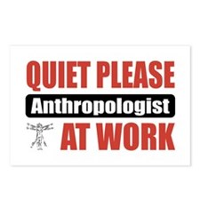 Anthropologist Work Postcards (Package of 8)