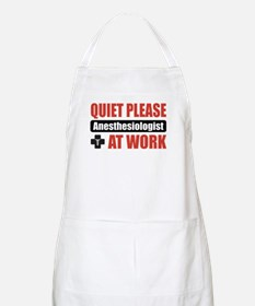 Anesthesiologist Work BBQ Apron