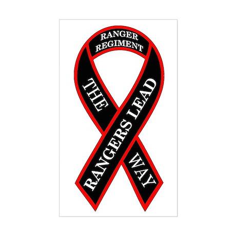 Ranger Support Rectangle Sticker