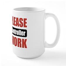 Air Traffic Controller Work Mug