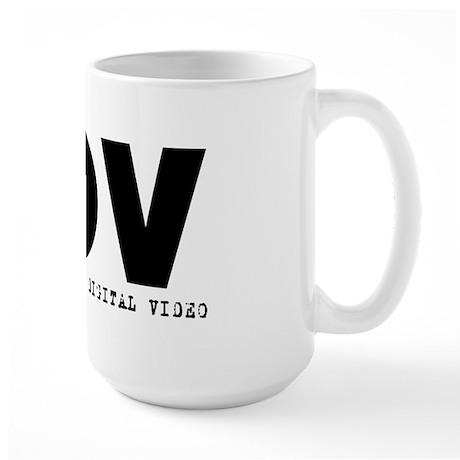 HDV Pro Large Mug