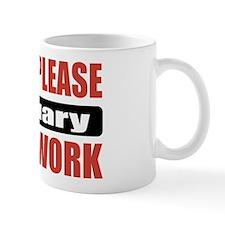Actuary Work Mug