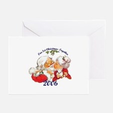 1st Christmas  Greeting Cards (Pk of 10)