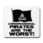 Congressional Pirates Mousepad
