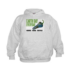 Earth Day Global Warming Hoodie