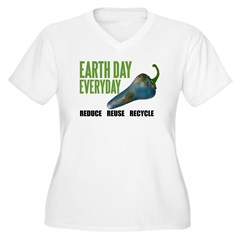 Earth Day Global Warming T-Shirt