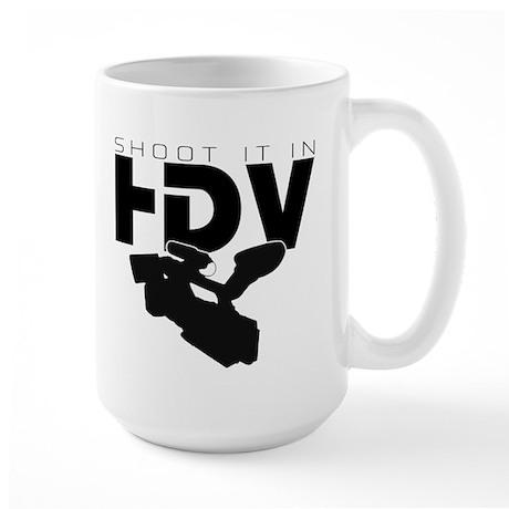 HDV Novelty Large Mug