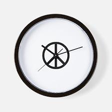 Cute Anti love Wall Clock
