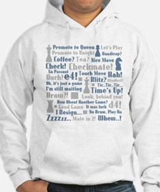 Chess Expressions Hoodie