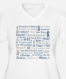 Chess Expressions T-Shirt