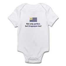 Perfect Uruguayan Infant Bodysuit
