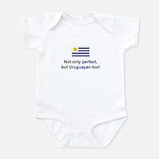Perfect Uruguayan Infant Bodysuit