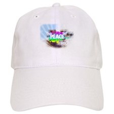 Funny Love war Baseball Cap