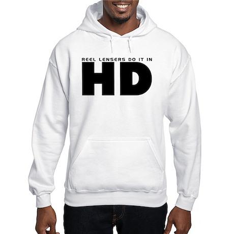 HD Novelty Hooded Sweatshirt