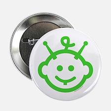 "ALIEN BABY 2.25"" Button (10 pack)"