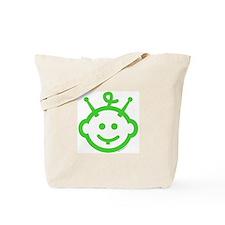 ALIEN BABY Tote Bag