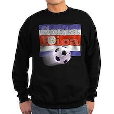 Soccer Flag Costa Rica Jumper Sweater