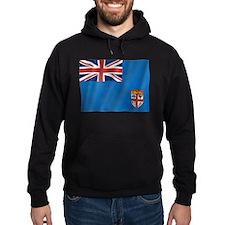Pure Flag of Fiji Hoodie