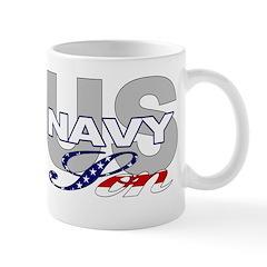 US Navy Son Mug