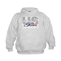 US Navy Son Hoodie