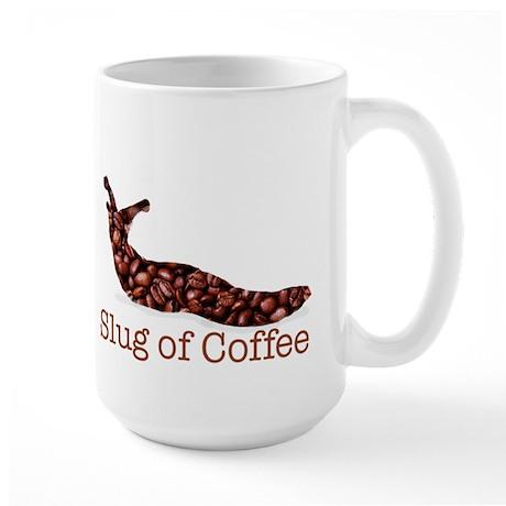 Slug of Coffee Large Mug