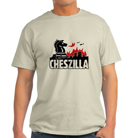 Chess Zilla 2 Light T-Shirt