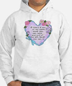 Friendship Heart 1 Jumper Hoody
