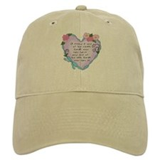 Friendship Heart 1 Baseball Baseball Cap