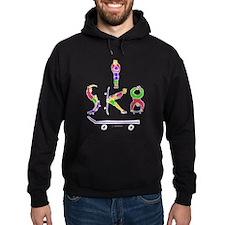 I Skate Hoodie