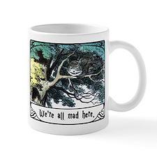 Cheshire Cat Small Mugs