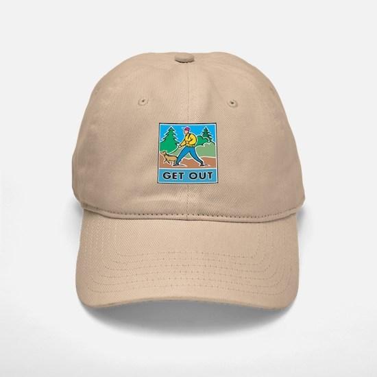 Get Outdoors Baseball Baseball Cap