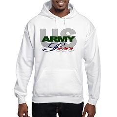 US Army Son Hoodie