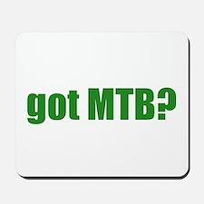 got MTB? Mousepad