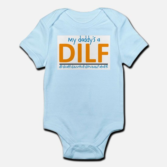 """My Daddy's a..."" Infant Bodysuit"