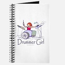 Drummer Girl Journal