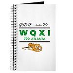 WQXI Atlanta 1964 - Journal