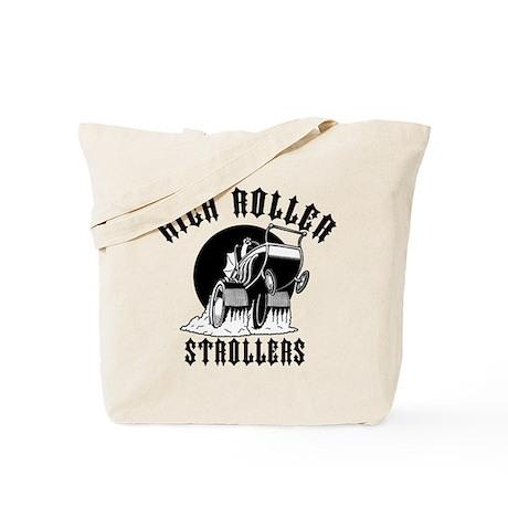High Roller Strollers Tote Bag