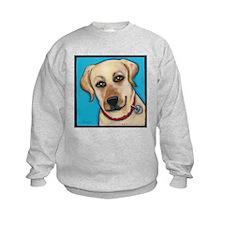 Yellow Lab Sweatshirt