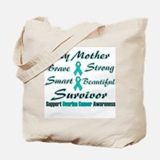 Ovarian Mother Words Tote Bag