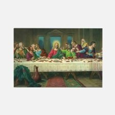 The Last Supper Rectangle Magnet (10 pack)