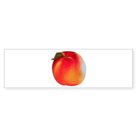 Atlanta Peach Bumper Sticker
