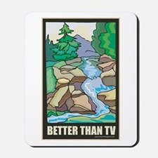 Outdoors Nature Mousepad