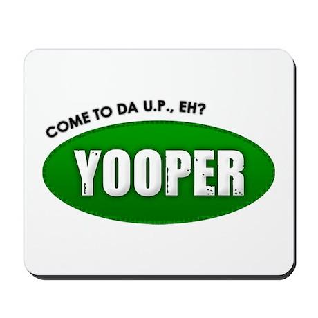 Generic Yooper Mousepad