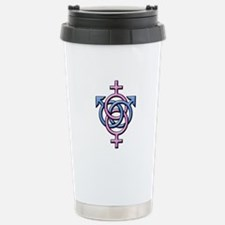 SWINGERS SYMBOL Stainless Steel Travel Mug