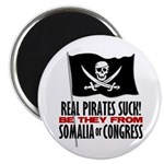 Real Pirates Suck Magnet