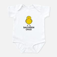 Ballroom Chick Infant Bodysuit