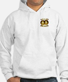 Solid Brass Hoodie