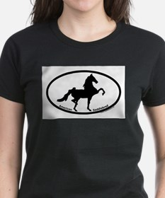 American Saddlebred Ash Grey T-Shirt