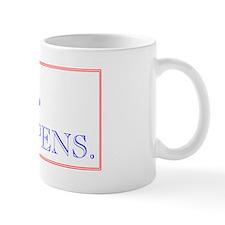 STET Happens Mug