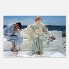 Alma Tadema Ask Me No More Postcards (Package of 8